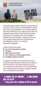 MST4Life leaflet